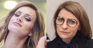 """Patrycja Wieja eksponuje pośladki w bikini. Mentorka Irena Kamińska-Radomska NIE JEST zachwycona: """"DAMIE NIE WYPADA"""" (FOTO)"""