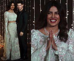 """Priyanka Chopra i Nick Jonas zorganizowali TRZECIE przyjęcie weselne. """"Impreza się nie kończy"""""""