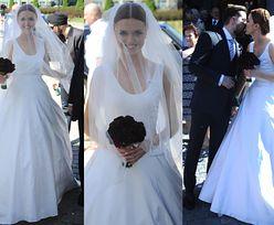 Katarzyna Burzyńska wyszła za mąż! (ZDJĘCIA)