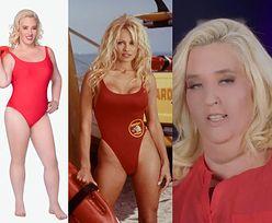 """Mama June PRAWIE jak Pamela Anderson w sesji a'la """"Słoneczny Patrol""""!"""