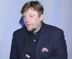 """Olaf Lubaszenko trafił do szpitala przez otyłość! """"Wierzy, że uniknie operacji"""""""