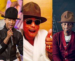 Pharrell zatrudnia 2 ludzi do... noszenia kapeluszy!