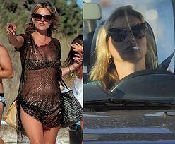 Kate Moss w bikini i z papierosem!