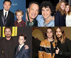 """Nominowani do Oscara ze swoimi młodszymi """"wersjami"""" (FOTO)"""