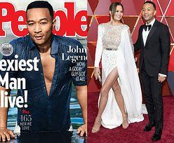 """John Legend """"najseksowniejszym mężczyzną na świecie 2019"""" według magazynu """"People"""". Zasłużył na ten tytuł?"""
