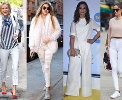 Gwiazdy noszą białe spodnie
