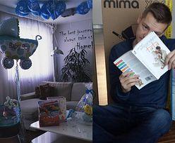 Marcin Mroczek przywitał żonę i syna! (FOTO)