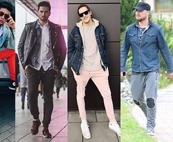 Męskie dresy w nowoczesnej odsłonie - z czym je noszą gwiazdy?