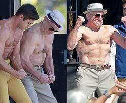 PORÓWNAJCIE KLATY 27-letniego Efrona i... 71-letniego De Niro! (ZDJĘCIA)