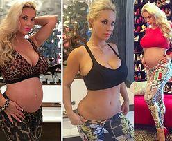 """Coco: """"W ciąży utyłam 5 kilo!"""" Pokazała brzuch tydzień po porodzie! (FOTO)"""