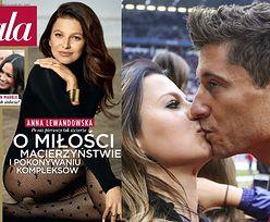 """Lewandowska znów zapewnia w Gali: """"Mimo bycia żoną Roberta od zawsze pracowałam, robiłam i robię coś swojego"""""""