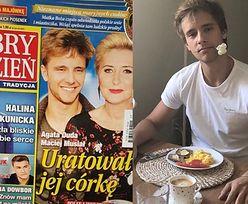 """Maciej Musiał komentuje okładkę z Agatą Dudą: """"A ty co zrobiłeś dla swojego kraju?"""""""