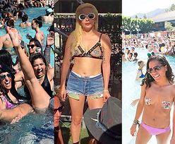 20 tysięcy lesbijek bawi się w Palm Springs! Wśród nich... Lady Gaga! (ZDJĘCIA)