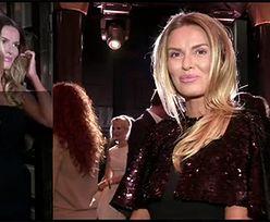 Hania Lis w czarnej sukni i bolerku!