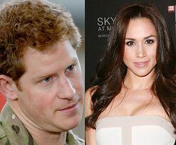"""Książę Harry oświadczy się Meghan Markle? """"Traktuje ją bardzo poważnie"""""""