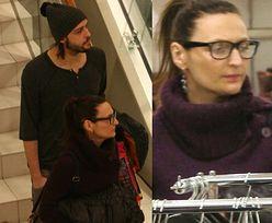 Ciężarna Reni Jusis z mężem (ZDJĘCIA)