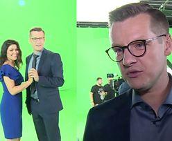 """Marcin Mroczek zachwyca się pracą: """"Mimo osiemnastu lat nie czuję się znudzony"""""""