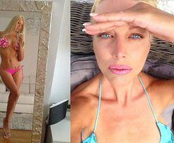 """""""Isis Gee"""" pozuje w bikini! Pamiętacie ją? (FOTO)"""