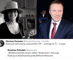"""TVP zwolniło szefową """"Wiadomości"""" na... TWITTERZE?! """"Tak się traktuje etatowych pracowników"""""""