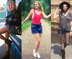 Jakie jeansowe szorty noszą gwiazdy? 5 inspiracji