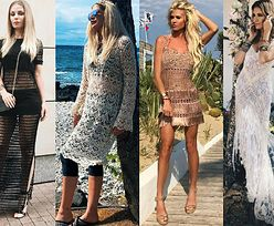 Szydełkowa sukienka – hit na lato
