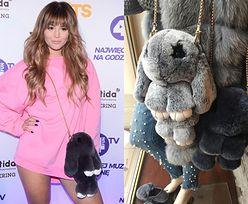 Honey chwaliła się torebką z króliczego futra?! (FOTO)