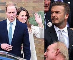 """Beckham: """"Kate i William powinni nazwać syna David!"""""""