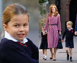 Kate Middleton jest w kolejnej ciąży? Księżniczka Charlotte wygadała się w szkole