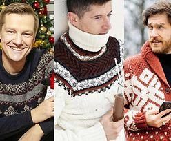 Najmodniejsze swetry norweskie w stylizacjach celebrytów