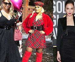 Bolerka do sukienki wciąż modne - jakie wybierają celebrytki?