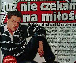 Kudelski nie czeka na miłość