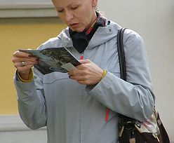 Zagubiona Agnieszka Krukówna (zdjęcia)