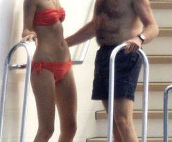 Abramowicz na wakacjach z kochanką