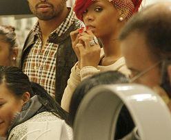 Rihanna rzuciła faceta! ZDRADZAŁ JĄ?!