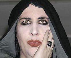 Tłusty Marilyn Manson!