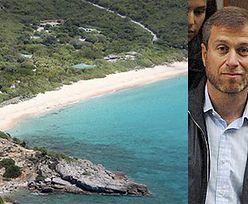 Abramowicz kupił plażę nudystów!