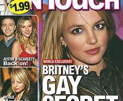 Britney lubi seks z dziewczynami