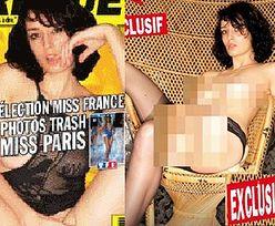 Straciła koronę Miss Paryża, bo... POZOWAŁA NAGO!