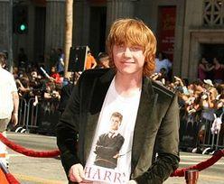 Kolega Harry'ego Pottera zachorował na... świńską grypę!