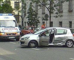 Zdjęcia z wypadku Borysa Szyca!