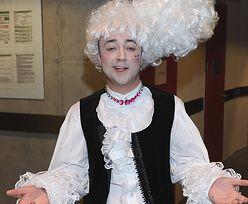 Mozil w barokowej peruce! (ZDJĘCIA)