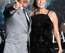 Żona Toma Hanksa walczy z rakiem! Usunięto jej obie piersi