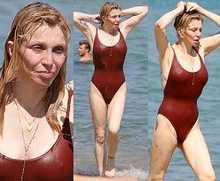 54-letnia Courtney Love wynurza się z morza