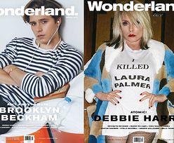 """Debbie Harry i Brooklyn Beckham pozują dla """"Wonderland"""""""