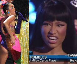 """Nicki Minaj do Miley Cyrus: """"ODDAJĘ GŁOS TEJ DZIWCE..."""""""