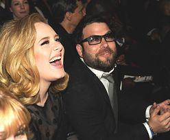 Adele zaręczyła się z ojcem swojego syna?!