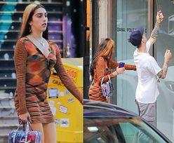 Córka Madonny pracuje w sklepie z ubraniami! Chłopak pomógł jej zamknąć butik (FOTO)