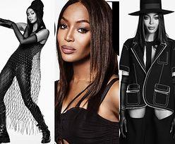"""Pogardliwe spojrzenie Naomi Campbell """"mierzy"""" czytelników z okładki japońskiego """"Vogue'a"""""""