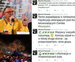 """Szefowa """"Wiadomości"""" tłumaczy, dlaczego TVP nie mówiło o WOŚP: """"Owsiak wybrał TVN. TO POPADAJĄCA W ŚMIESZNOŚĆ SEKTA"""""""