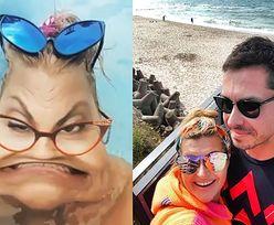 """Katarzyna Skrzynecka narzeka na wakacje nad polskim morzem: """"Gromady ROZWYDRZONYCH MATOŁÓW ryczących JAK BAWOŁY"""""""